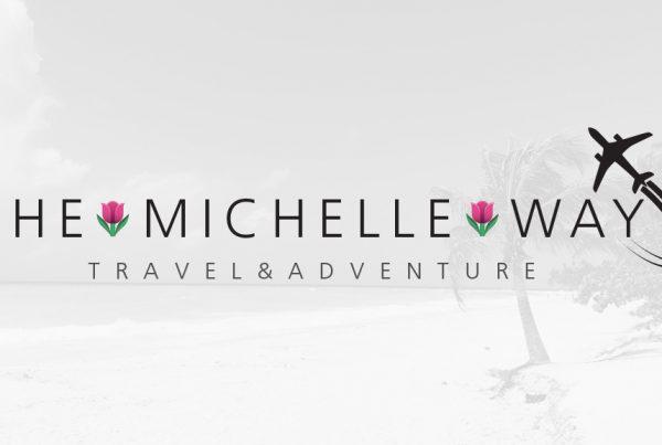 Travel Blogger Logo Design