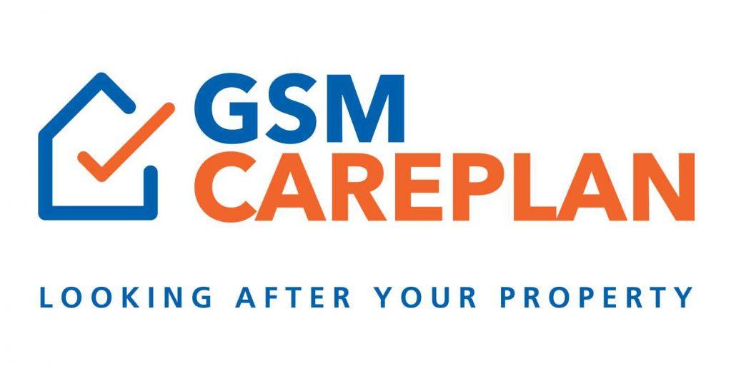 GSM Careplan New logo design Digital Brand Design-