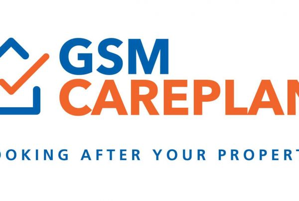 GSM Careplan New logo design Digital Brand Design-
