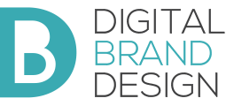 Digital Brand Design Logo